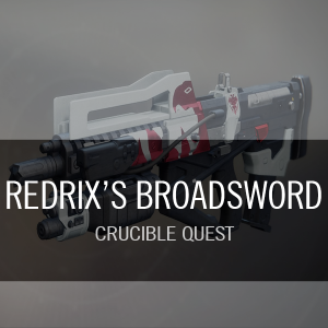 redrix broadsword boost